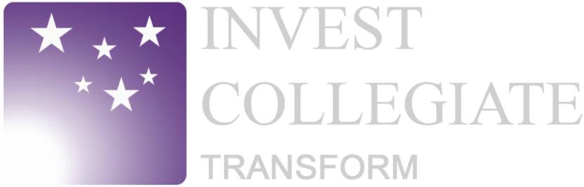 INVEST COLLEGIATE: Transform Charter School